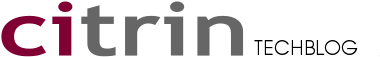 Citrin Techblog Logo